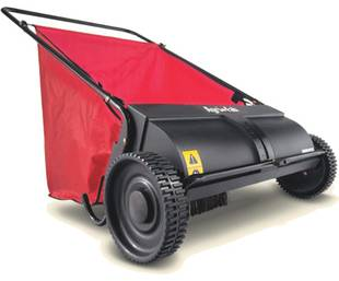 Agri-Fab 26/65cm Push Lawn Sweeper 45-0218