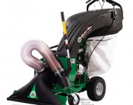 Billy Goat QuietVac QV550H Push Wheeled Vacuum