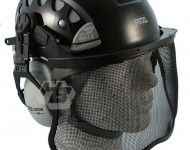 Petzl Vertex Vent c/w MSA Attachments