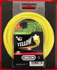 Oregon 3.0mm x 15m - Yellow Starline