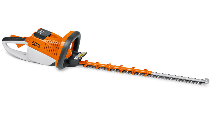 Stihl HSA86 Cordless Hedge Trimmer 18″ Blade with AP 100 Battery and AL 100 Charger