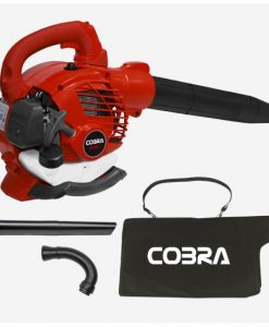 Cobra BV26C Petrol Powered Blower Vac