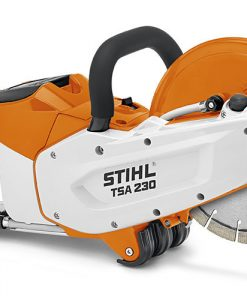 Stihl TSA 230 Cordless cut off saw with AR900 Backpack battery and AL 500 charger